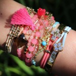 armband kruis staal armcandy
