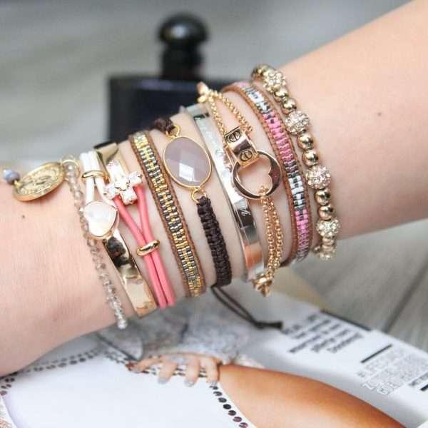 stalen armbanden online kopen