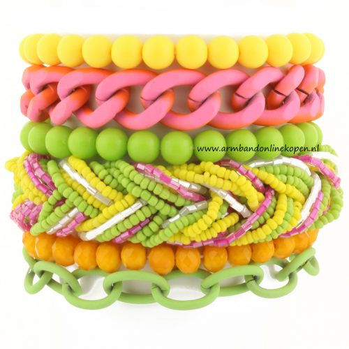 Statement armband Rio Carnaval
