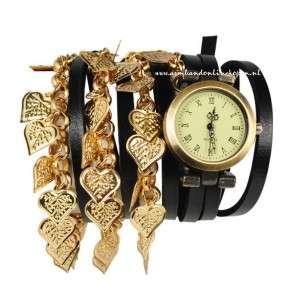 wikkelarmband horloge Carpe diem