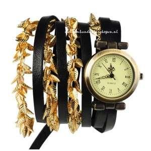 wikkelarmband horloge El sol