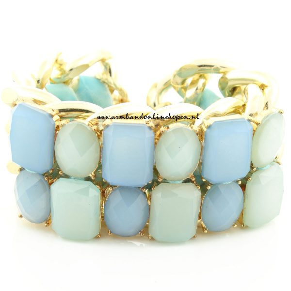 Statement Armband Paris Mirage