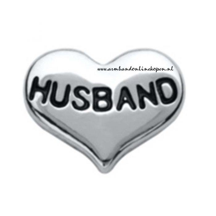 My Lucky Charm Love my Husband