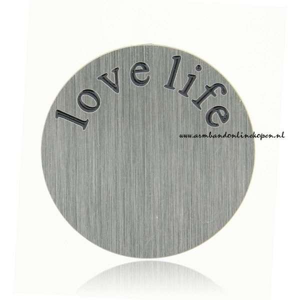 ketting munt love life