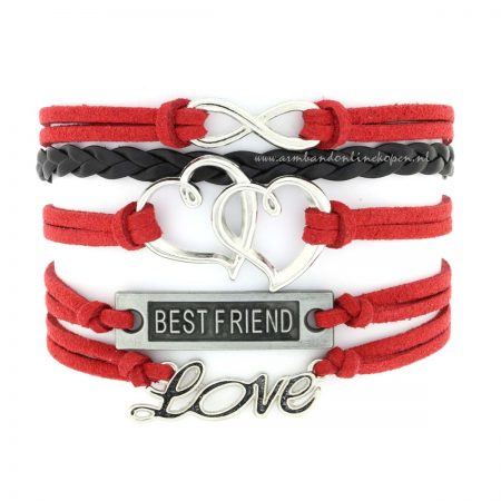 liefdes armband love for your best friend