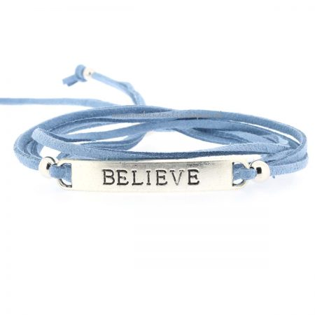 liefdes armbandje believe