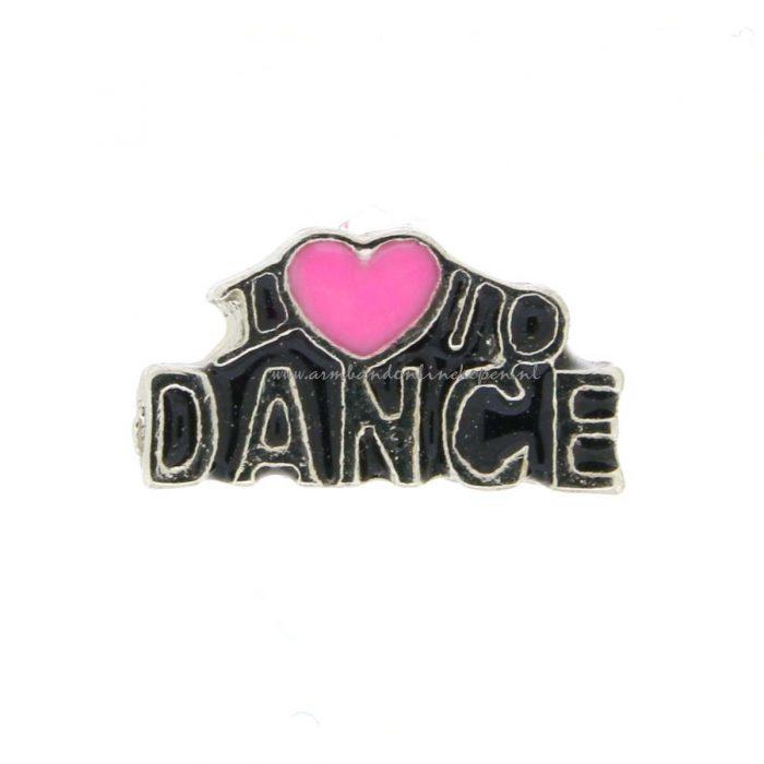 i love to dance bedel