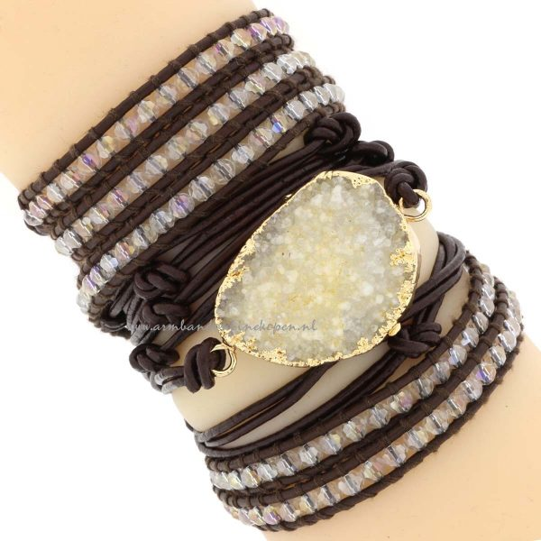 arm candy wrap wikkel armbanden
