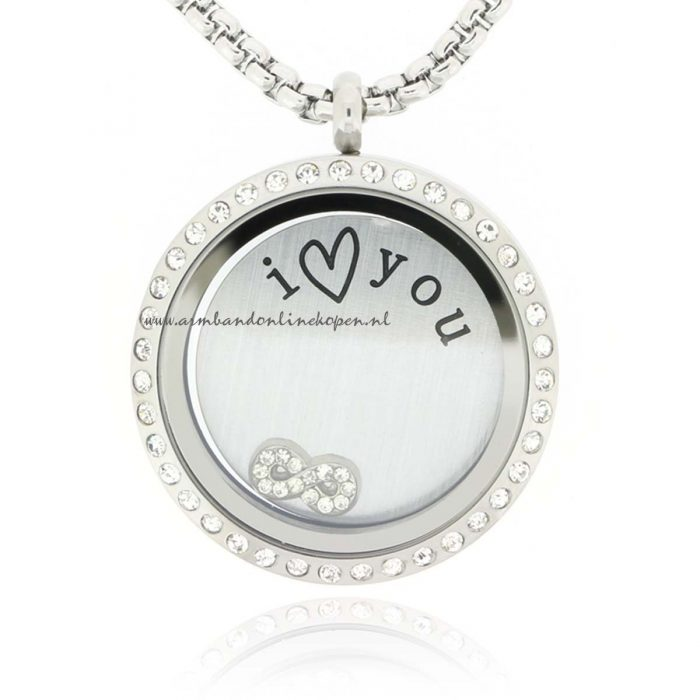 muntketting I love you for always