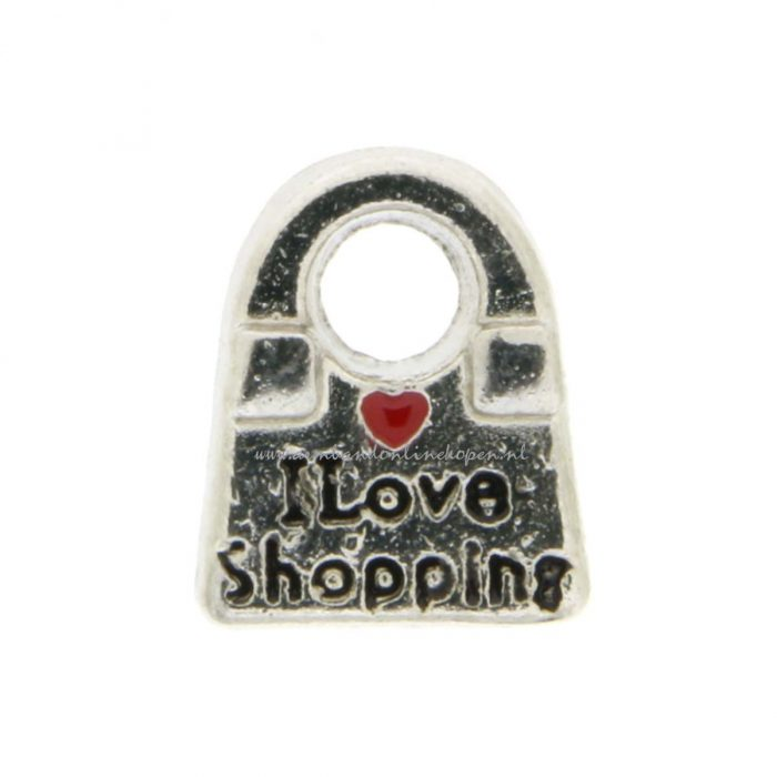 my lucky charm bedel i love shopping