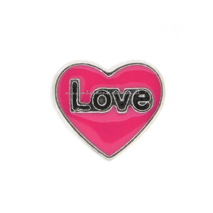 my lucky charm bedel love roze