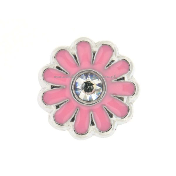 my lucky charm bedel pink daisy