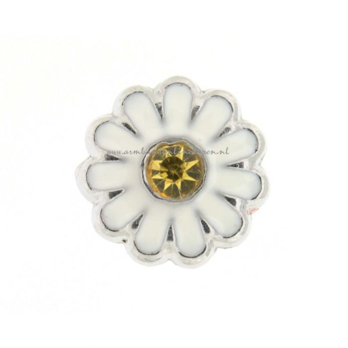 my lucky charm bedel white daisy