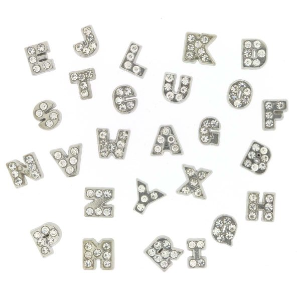 my lucky charm alfabet letters