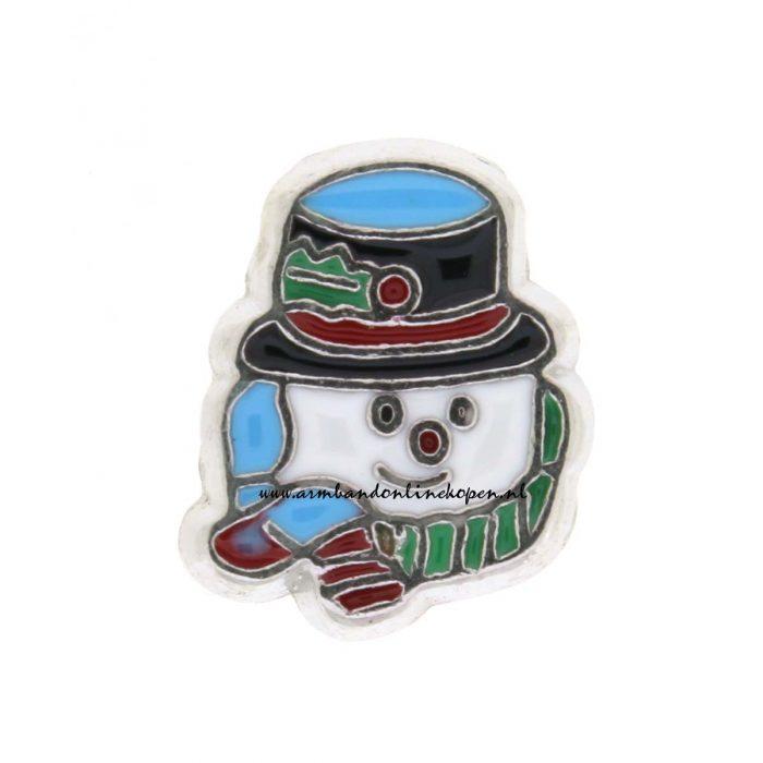 my lucky charm sneeuwman bedel