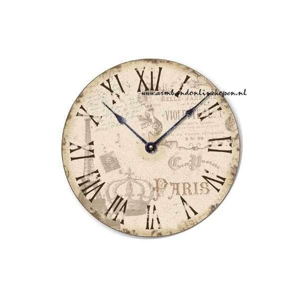 Time in Paris Munt