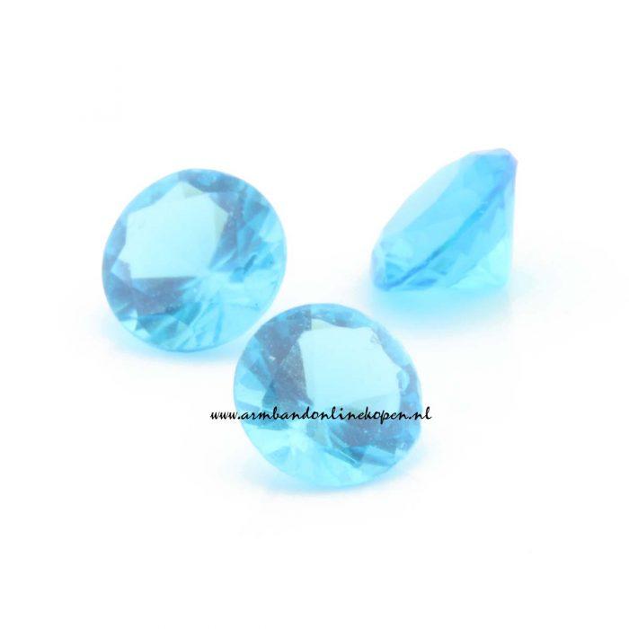aquamarine steen my lucky charm sieraden