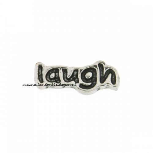 my lucky charm bedel laugh