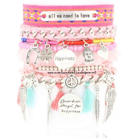 Ibiza Armband All We Need is Love