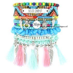 Ibiza Armband Wings of Hope