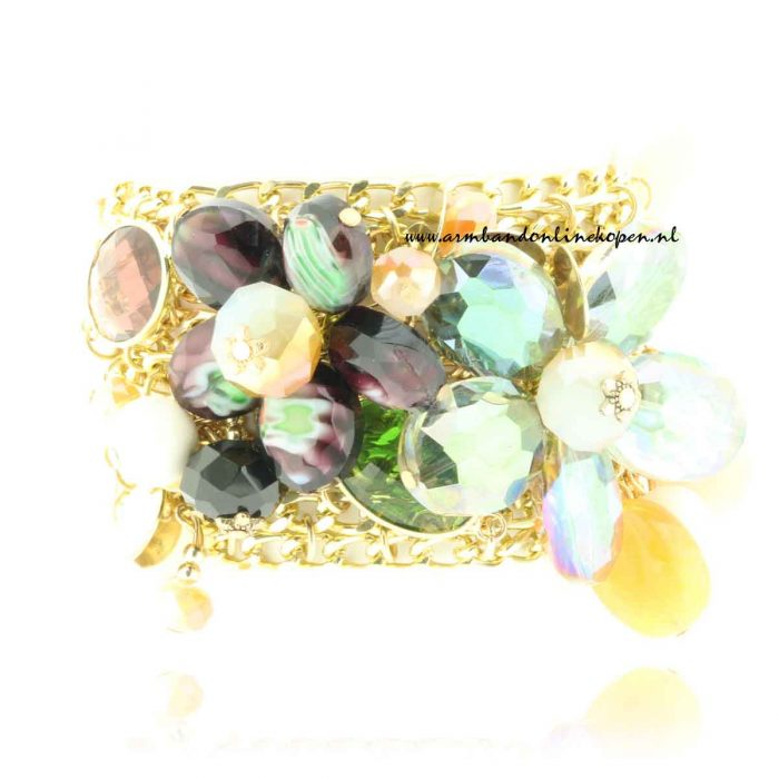 Statement Armband Spring Temptations