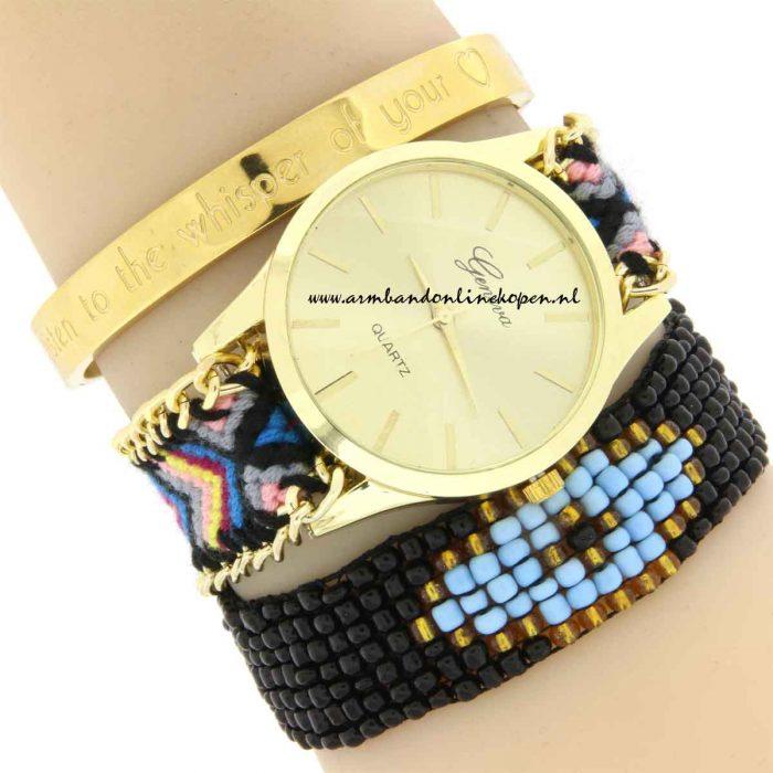 arm party Boho Ibiza Horloge