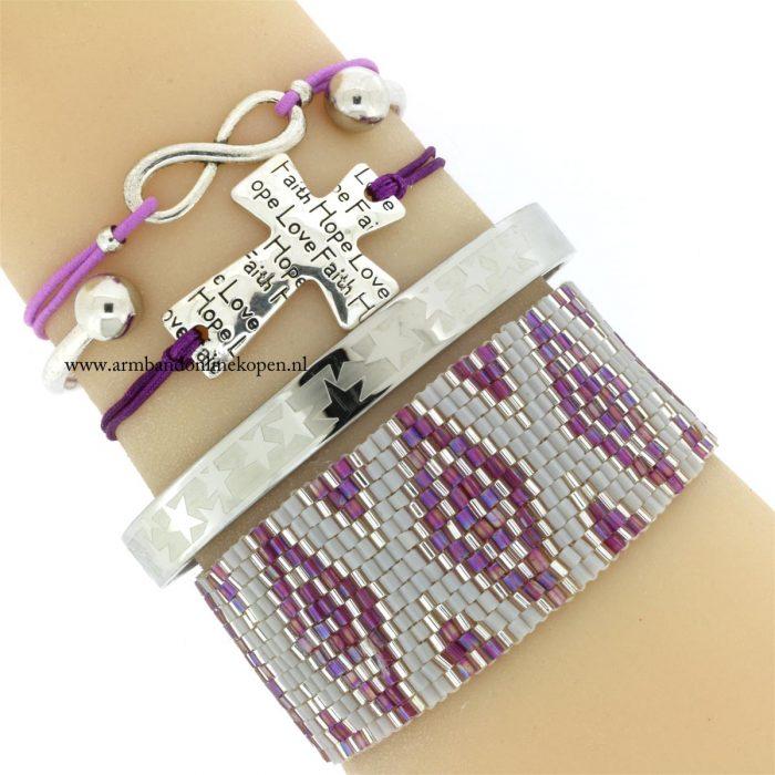 armband miyuki kraaltjes miyuki beads
