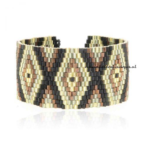 hippe miyuki armband