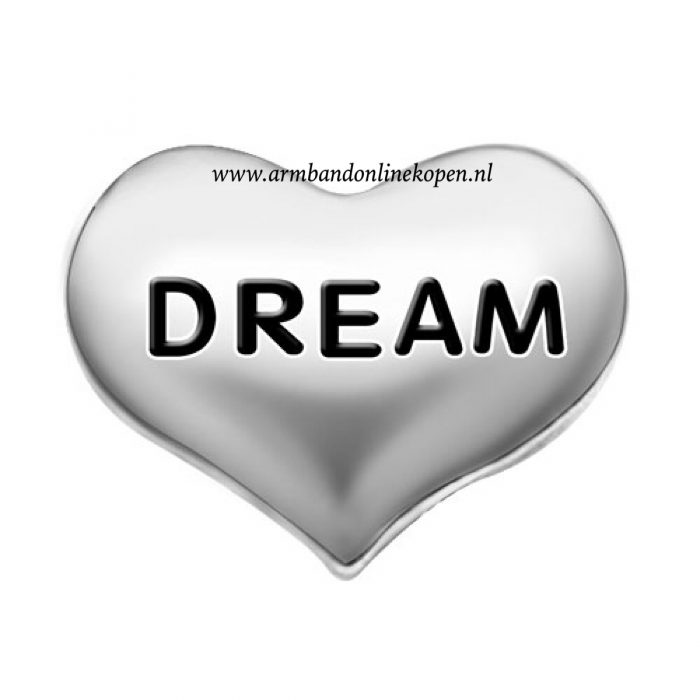 love to dream bedel zilver my lucky charm collectie