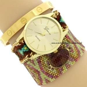 miyuki kraaltjes armbandjes armcandy horloge