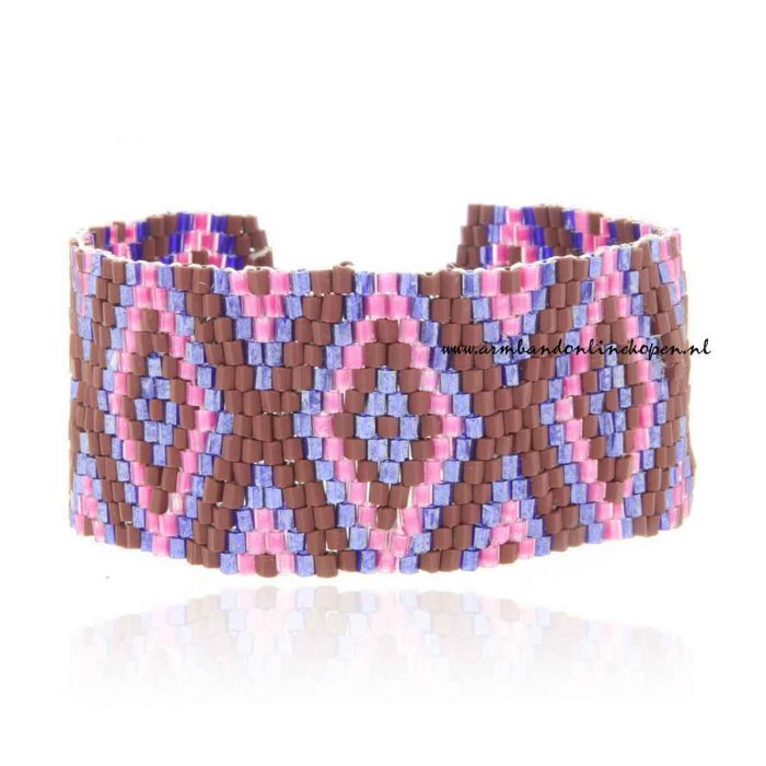 trendy miyuki armband
