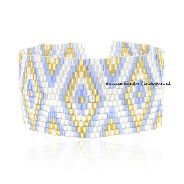 zomer 2015 hippe japanse armband met miyuki kraaltjes