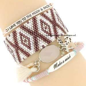 miyuki armbandjes met betekenis