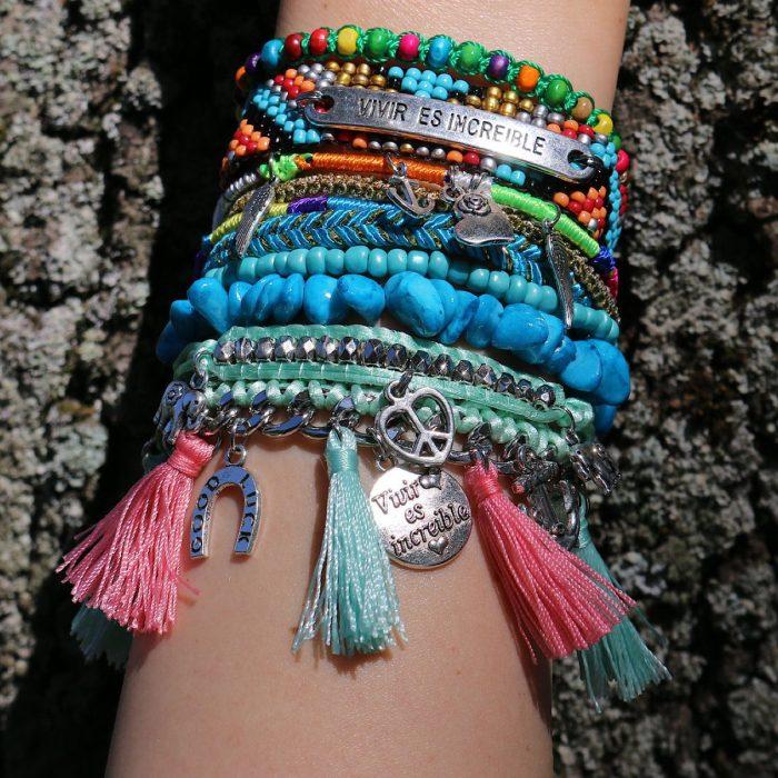 Ibiza Armband Vivir es Increible