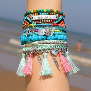 Hippe Ibiza Armbanden Wings of Hope