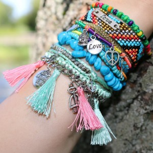 Ibiza Armband Wings of Love