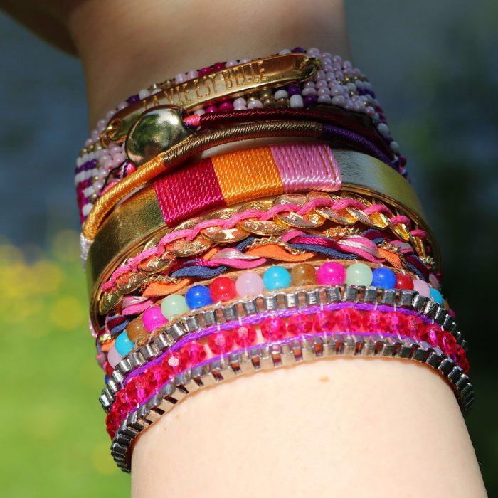 Ibiza Armbanden La Vie est Belle