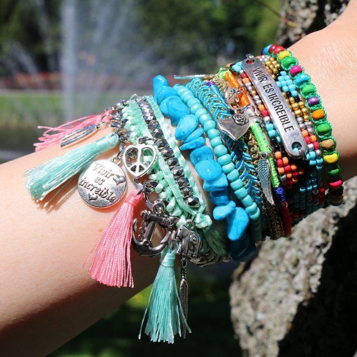 Ibiza Armbanden Vivir es Increible