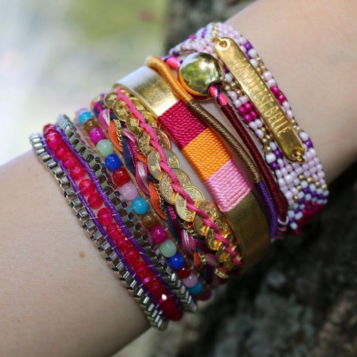 La Vie est Belle Ibiza Armbanden