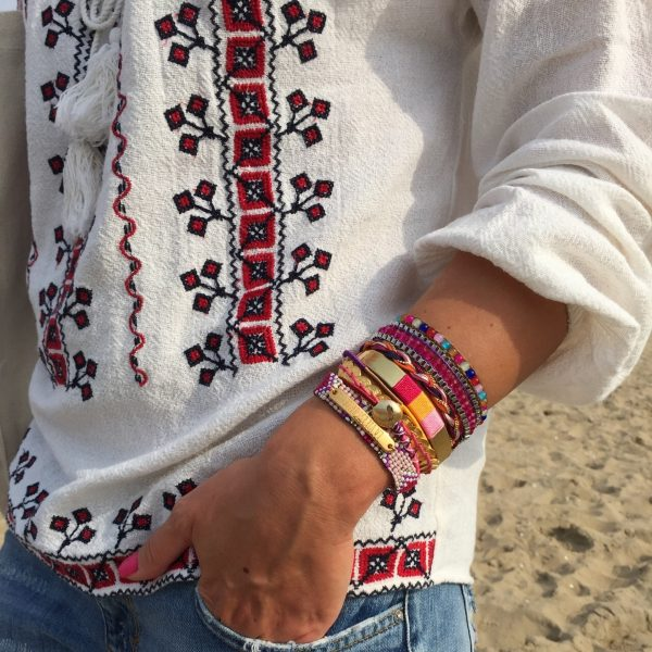 armbanden bohemian style