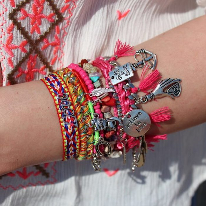 Ibiza Armband Falling in Love with You