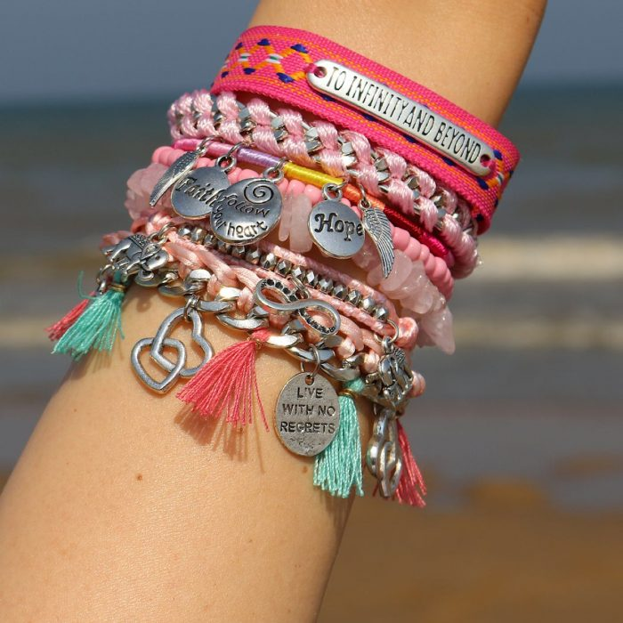 Exclusieve Ibiza Armbanden quote To Infinity and Beyond
