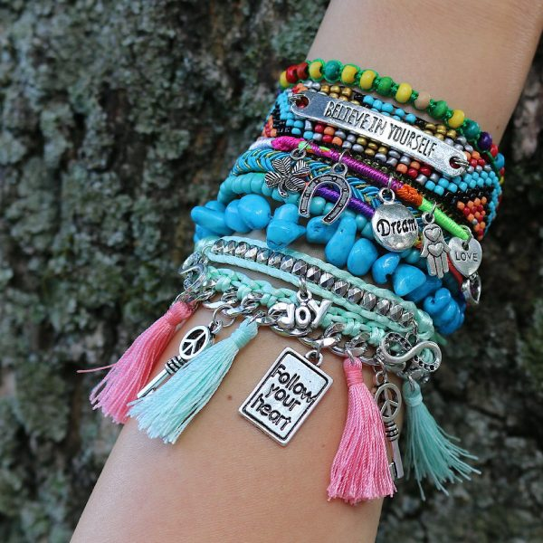 Ibiza Armbanden Believe Always in Yourself
