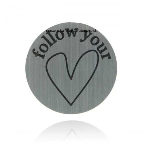 munt staal follow your heart