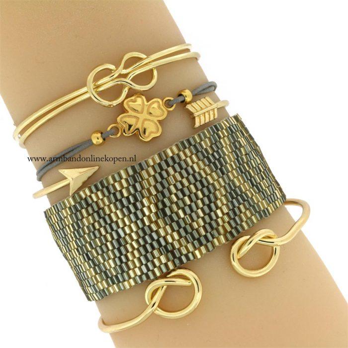 cuff armbanden goud goedkoop kopen