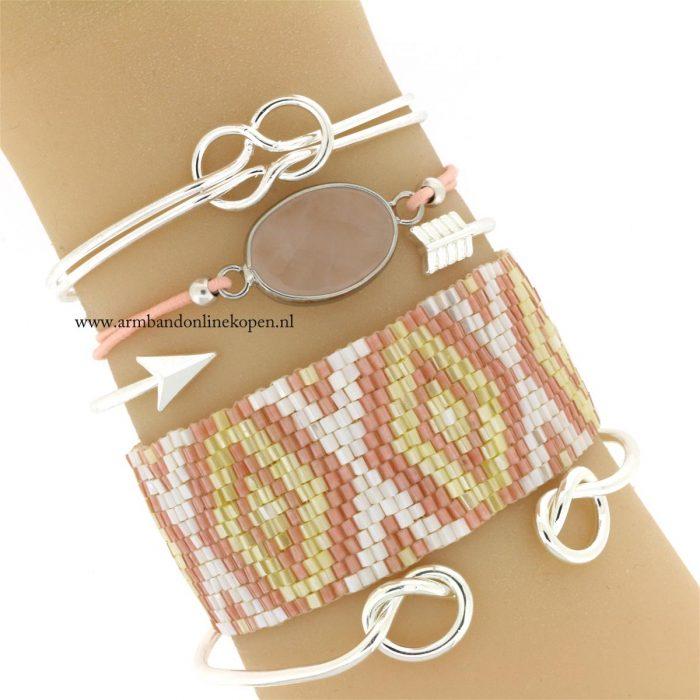 cuff bangles armbanden zilver goedkoop kopen