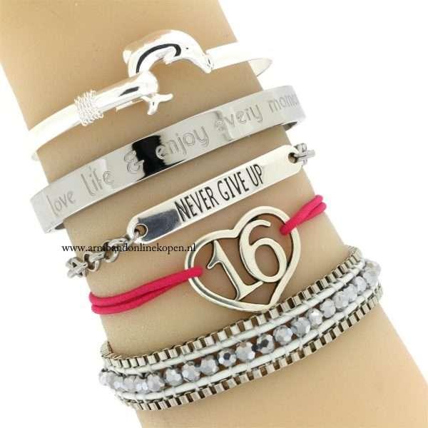 sweet 16 armbandjes goedkoop kopen