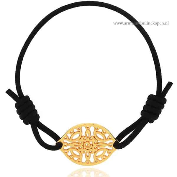 Bohemian Baroque Ornament Filigree Bracelet