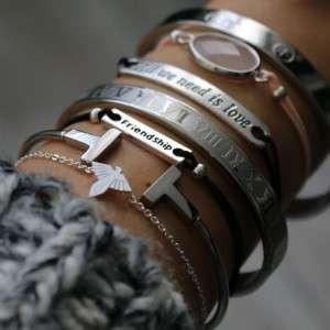 Fenix armbandje staal zilver kopen