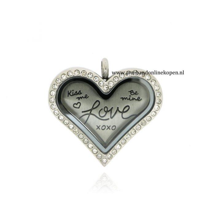munt hanger hart vorm gratis munt